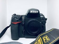 Nikon D700 Body With 57k Actuations. Fully Functional. See Description.