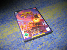 Monkey Island 3 The Curse of Monkey Island PC DVD COVER neuw. Deutsch