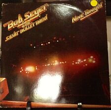 BOB SEGER AND THE SILVER BULLET BAND Nine Tonight LIVE Double Album USA