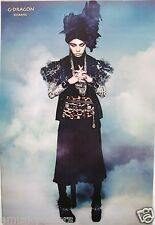 """BIG BANG """"G-DRAGON STANDING IN A WILD OUTFIT"""" POSTER FROM ASIA"""