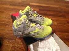 NIKE Lebron XI Collection size 10.5 New In Box 683252-074