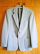 New Mens' Smart Light Grey Suit Jacket