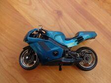 1/18 MAISTO - SPECIAL MET. BLUE HONDA NR DIECAST MOTORBIKE MOTORCYCLE BIKE