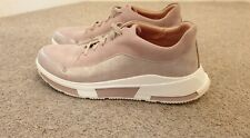 Fitflop Womens Freya Mink Trainers Shoes Size 6