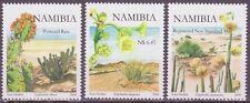 Namibia 2008 Mi 1269-1271 Euphorbia Flowers MNH