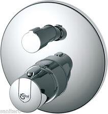 Ideal Standard Ceratherm 100 Thermostat UP Wanne/Dusche Armatur + Easy-Box, Set