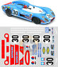 STICKERS POUR MATRA 650 #30 LM70 ECH 1/40 ou 1/32 (NO DECAL IDEAL SLOT) DCS026