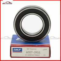 1 PCS SKF 6007 2RS1 Rubber Seal Ball Bearing Made in France 35x62x14mm  2RS NSK
