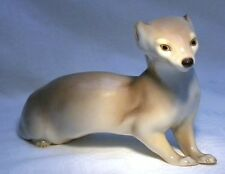 VINTAGE NYMPHENBURG  STOAT / ERMINE / WEASEL 318