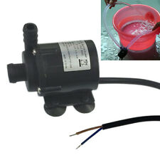 DC12V 280L/H Micro Brushless Submersible Water Pump for Aquarium Fountain Pond