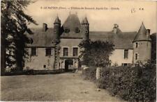 CPA Le Noyer Chateau de Boucard, facade Est - Entree (613027)