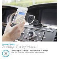 Naztech MagBuddy CD Player Slot Magnetic Car Mount Holder for Phone/Tablet/GPS