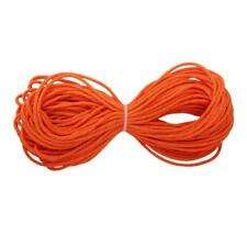 20m 3mm Orange Reflective Tent Guy Line Rope Cord Camping Emergency Paracord