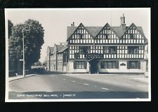 Gloucestershire Glos TEWKESBURY Bell Hotel Judges' Proof photo card c1950/60s?