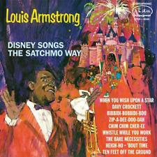 Louis Armstrong DISNEY SONGS THE SATCHMO WAY Limited RSD 2019 New Vinyl LP