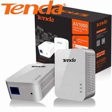 Tenda ph3 av1000 Gigabit Powerline adaptador Kit-Gigabit LAN HomePlug av2, QoS