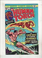 HUMAN TORCH #7 VF/NM