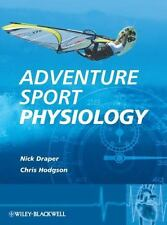 Adventure Sport Physiology by Draper, Nick -ExLibrary