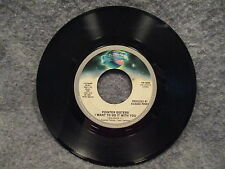 """45 RPM 7"""" Record Pointer Sisters American Music & I Want To Do It With YB-13254"""