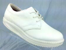 Skechers Shape Ups White Work Fitness Walking Slip Resistant Shoes Womens 9.5