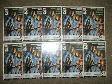 WHOLESALE LOT 10 FANTASTIC FOUR 554 - COMBINED SHIPPING - NEAR MINT+