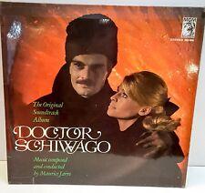 Doctor Schiwago - The Original Soundtrack Album VINYL LP