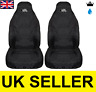 LAND ROVER BLACK EDITION PREMIUM CAR SEAT COVERS PROTECTORS - DISCOVERY 2