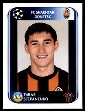 Panini Champions League 2010-2011 Taras Stepanenko FC Shakhtar Donetsk No. 507