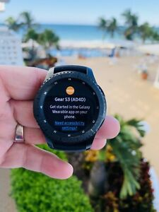 Samsung Galaxy Gear S3 Frontier Smart Watch