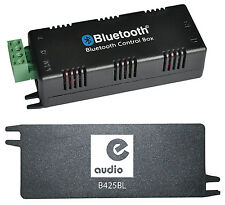 E-Audio Bluetooth 4.0 Stereo Audio Amplificatore 2 X 15 W con 2x3m CABLE & PSU