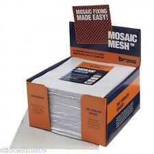 Beava Mosaic Mesh Sheets, high grabbing, self adhesive stiffening mesh 11 sheets