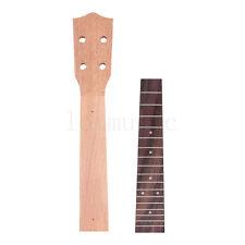 23 Inch Concert Ukulele Neck and Fretboard Ukelele Hawaii Guitar Okoume Wood
