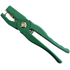(1)Ear Tag Plier of Cow Sheep Pig Beef Applicator The animal Uses ear sign plier