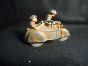 Barclay B152 Army Motorcycle,  Lot# 856