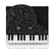 Kate Spade piano card holder case jazz things up **NWT $78**