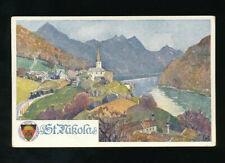 AK aus St. Nikola an der Donau, (11) Oberösterreich (P13)