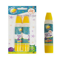 Childrens Paper & Craft Glue Pens (Double Ended)  34ml - Craft Planet Pen