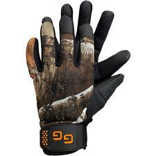 Glacier Glove Elite съемки полный палец перчатки-Realtree Edge