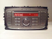 Ford Radio 6000CD silber Focus, Galaxy, S-Max, Mondeo, Transit Connect/Tourneo