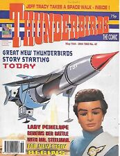 Thunderbirds #42 (May 15 1993) TV21 full colour reprint strips