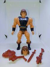 MOTU Origins WUN-DAR Custom Figure Savage He-Man Wonderbread