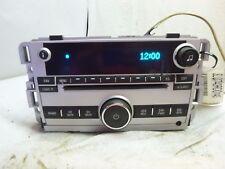 07 2007 08 2008 Chevrolet Equinox Radio 6 Disc Cd & Aux Port 25920405 LW345