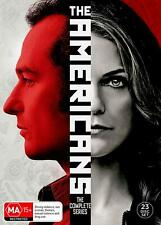The Americans (DVD, 2018, 23-Disc Set)