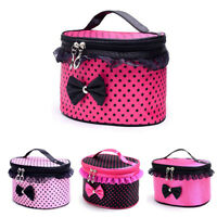 Travel Cosmetic Organizer Make Up Case Storage Bag Hanging Toiletry Wash Pouch #