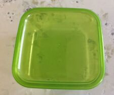 glass container Luminarc Green Lid Glass Container For Fridge Cupboard 1 Litre