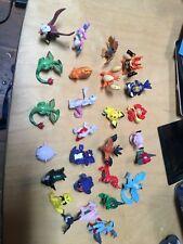"Pokemon 1"" PVC Mini Figure: Lot of 27 Pieces"