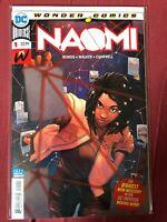 Naomi #1 FIRST PRINT NM