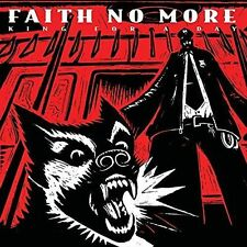 King for a Day, Fool for a Lifetime [LP] by Faith No More (Vinyl, Sep-2016, 2 Discs, Warner Bros.)