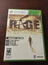 Rage Anarchy Edition Xbox 360 Excellent Condition