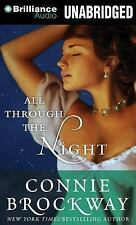 ALL THROUGH THE NIGHT unabridged audio book on CD by CONNIE BROCKWAY